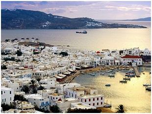Апартаменты на острове кос греция